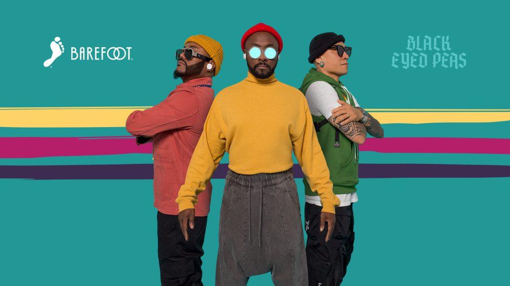 Barefoot Wine Black Eyed Peas