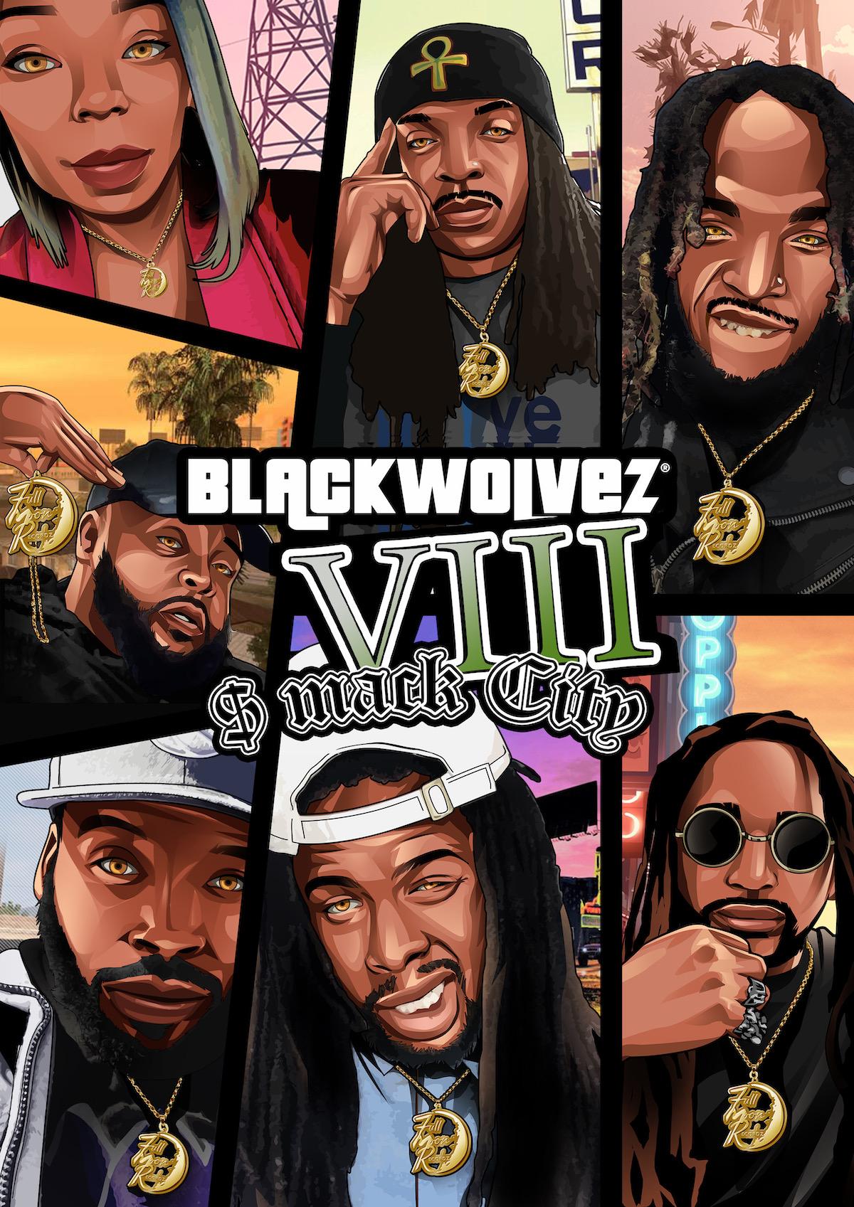 Blackwolvez-poster-art
